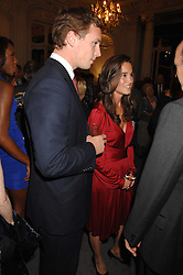 PIPPA MIDDLETON and    at a party to celebrate the publication of 101 World Heroes by Simon Sebag-Montefiore at The Savile Club, 69 Brook Street, London W1 on 9th October 2007.<br /><br />NON EXCLUSIVE - WORLD RIGHTS