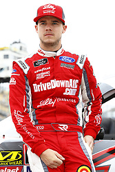 March 10, 2018 - Avondale, Arizona, United States of America - March 10, 2018 - Avondale, Arizona, USA: Ryan Reed (16) hangs out on pit road before qualifying for the DC Solar 200 at ISM Raceway in Avondale, Arizona. (Credit Image: © Chris Owens Asp Inc/ASP via ZUMA Wire)