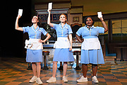 Publicity for Broadway National tour of Waitress