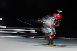 February 11, 2018 - Pyeongchang, Gangwon, South Korea - Vladimir Iliev of Bulgaria  at Mens 10 kilometre sprint Biathlon at olympics at Alpensia biathlon stadium, Pyeongchang, South Korea on February 11, 2018. (Credit Image: © Ulrik Pedersen/NurPhoto via ZUMA Press)
