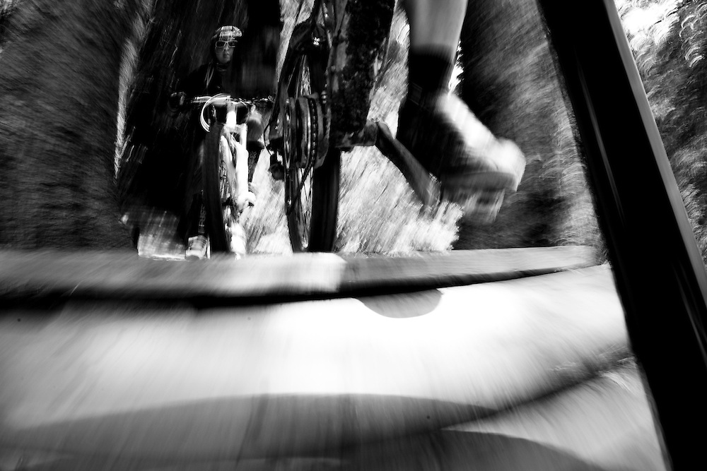 Rider: Matthieu Dietrich, Damien Violi.?Location: Les Portes du Soleil (France)