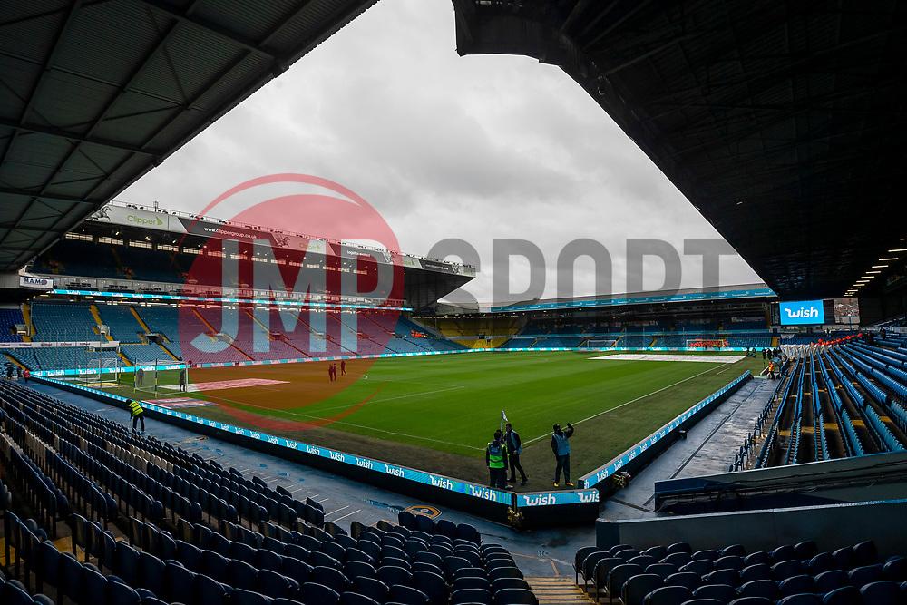 A general view (GV) of Elland Road - Mandatory by-line: Daniel Chesterton/JMP - 15/02/2020 - FOOTBALL - Elland Road - Leeds, England - Leeds United v Bristol City - Sky Bet Championship