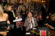 DAVID FURNISH; Vanity fair and Bally's 'Hollywood Domino' party to benefit The Art of Elysium at the Andaz Hotel, Sunset Boulevard. West Hollywood. 20 February 2009