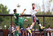 September 19, 2015: The Northeastern State University RiverHawks play against the Oklahoma Christian University Eagles on the campus of Oklahoma Christian University.