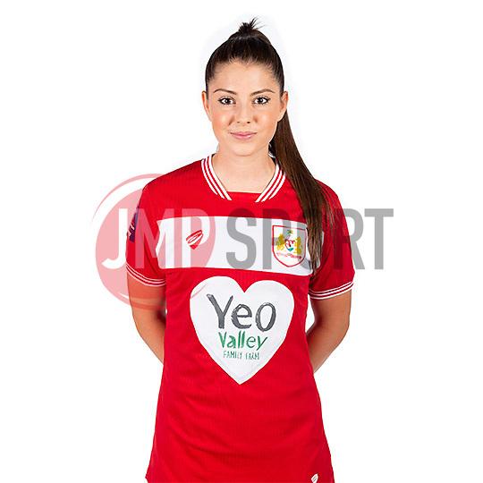 Carla Humphrey - Ryan Hiscott/JMP - 16/08/2018 - FOOTBALL - Ashton Gate - Bristol, England - Bristol City Women's Media Day