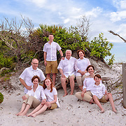Hall Family Beach Photos
