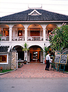Villa Santi hotel.