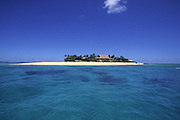 Beachcomber Resort, Mamanuca Group, Fiji, Melanesia<br />