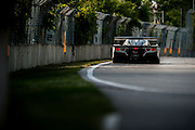 16-18 August, 2012, Montreal, Quebec, Canada.Joao Barbosa, Darren Law, Action Express Racing .(c)2012, Jamey Price.LAT Photo USA.