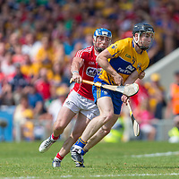Clare's Tony Kelly V Cork's Sean O'Donoghue