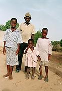 Family from Toubab Dialao - Senegal
