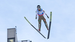 30.01.2016, Normal Hill Indiviual, Oberstdorf, GER, FIS Weltcup Ski Sprung Ladis, Bewerb, im Bild Maja Vita (SLO) // Maja Vita of Slovenia during her Competition Jump of FIS Ski Jumping World Cup Ladis at the Normal Hill Indiviual, Oberstdorf, Germany on 2016/01/30. EXPA Pictures © 2016, PhotoCredit: EXPA/ Peter Rinderer