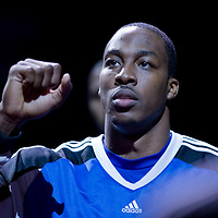 BASKETBALL - NBA - ORLANDO (USA) - 03/11/2008 -  .ORLANDO MAGIC V CHICAGO BULLS (96-93) - DWIGHT HOWARD / ORLANDO MAGIC
