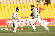 Cricket - India v New Zealand 1st Test D3