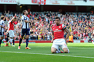040514 Arsenal v West Bromwich Albion