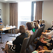 23.05.2018.       <br /> Today, the Institute of Community Health Nursing (ICHN) hosted its2018 community nurseawards in association withHome Instead Senior Care,at its annual nursing conference, in the Strand Hotel Limerick, rewarding public health nurses for their dedication to community care across the country. <br /> <br /> Pictured at the event was Jane Dare.  Picture: Alan Place