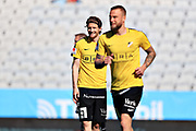 MALMO, SWEDEN - MAY 20: Erik Friberg of BK Hacken during the Allsvenskan match between Malmo FF and BK Hacken at Malmo Stadion on May 20, 2018 in Malmo, Sweden. Photo by Lars Dareberg/Ombrello ***BETALBILD***