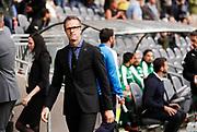 STOCKHOLM 2016-08-04<br /> KVAL TILL EUROPA LEAGUE AIK VS PANATHINAIKOS<br /> Rikard Norling, huvudtr&auml;nare i AIK under matchen mellan AIK och Panathinaikos p&aring; Tele2 Arena, torsdag den 4 augusti 2016.<br /> Foto: Nils Petter Nilsson/Ombrello<br /> ***BETALBILD***