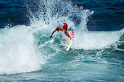Praia de Santa Bárbara, Sao Miguel / Azores Islands (Friday, September 5, 2014): Maxime Huscenot (FRA) placed equal 9th today at the ASP Prime SATA Azores Pro pres. by Sumol.<br /> IMAGE CREDIT: ASP/Poullenot<br /> PHOTOGRAPHER CREDIT: Damien Poullenot