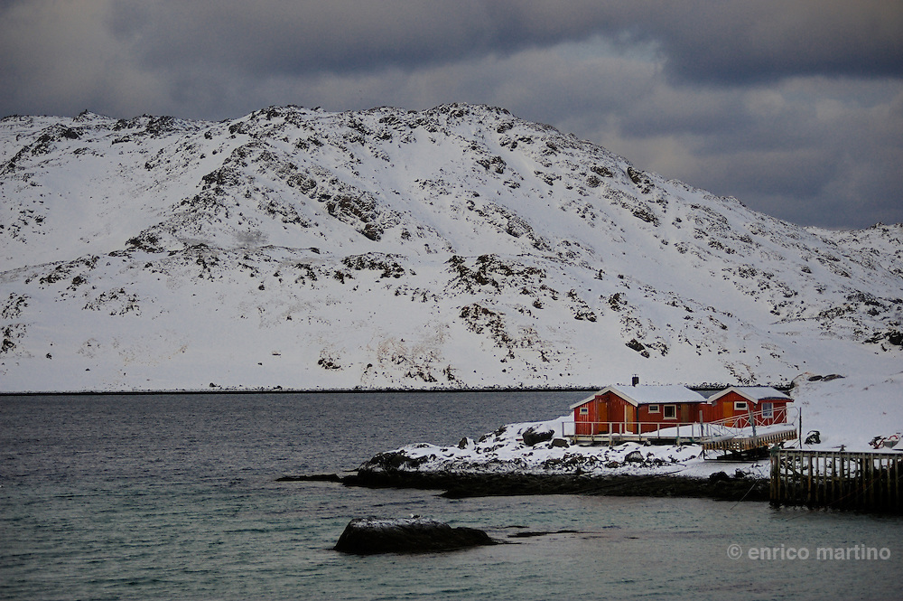 Honningsvåg, at 70° 58' North in Nordkapp municipality claims to be the northernmost city in Norway and even in the world,