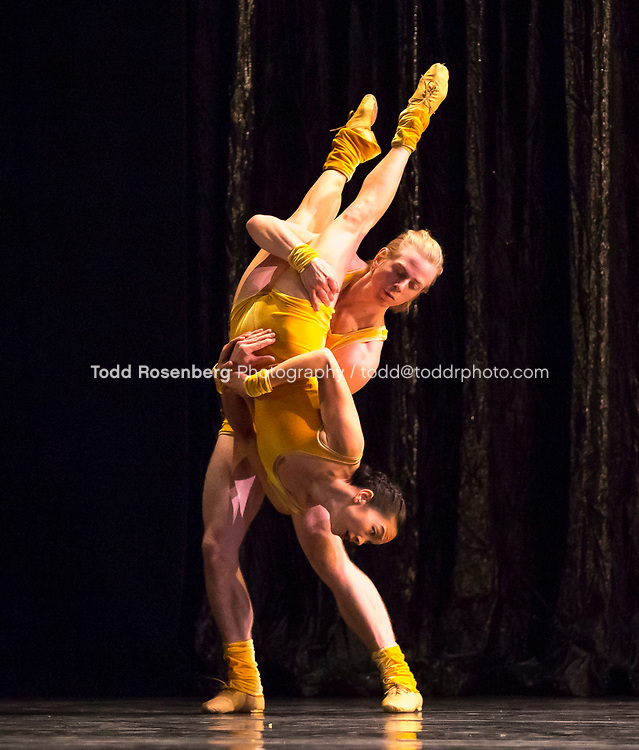 6/6/17 2:51:17 PM --  Chicago, IL<br /> Hubbard Street Dance Chicago<br /> Summer Series Tech<br /> &quot;The Golden Section&quot; by Twyla Tharp<br /> <br /> &copy;&nbsp;Todd Rosenberg Photography 2017