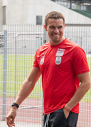 17.06.2019, Pasching, AUT, 1. FBL, Trainingsauftakt, LASK, im Bild Trainer Valerien Ismael (LASK) // Trainer Valerien Ismael (LASK) during a Trainingssession of Austrian tipico Bundesliga Club LASK in Pasching, Austria on 2019/06/17. EXPA Pictures © 2019, PhotoCredit: EXPA/ Reinhard Eisenbauer