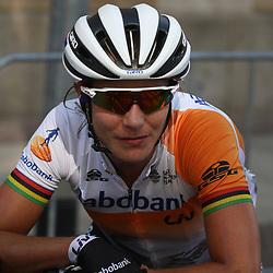 19-07-2016: Wielrennen: Thueringen Rundfahrt vrouwen: Greiz<br />GREIZ (DLD) WIELRENNEN  <br />Marianne Vos wint haar derde etappe in de Thueringen Rundfahrt
