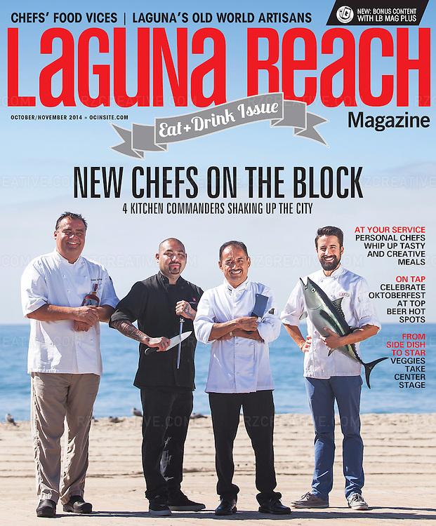 Laguna Beach Magazine October/November 2014 issue.