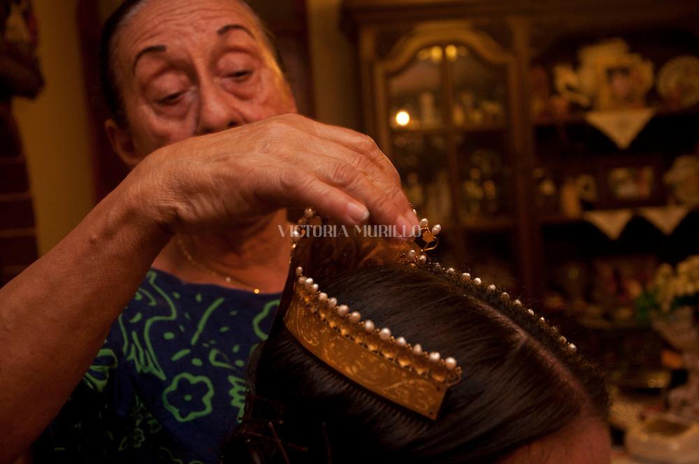 Pollera. ©Victoria Murillo/Istmophoto.com