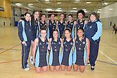 20140825 College Netball Division 2 Final - Otaki College v Aotea College