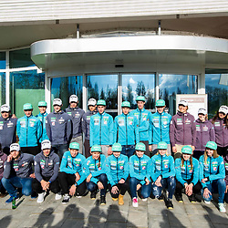 20171114: SLO, Nordic Ski - Slovenian Nordic Ski team for season 2017/18