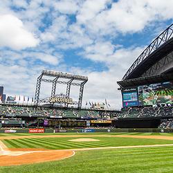 SEATTLE, WASHINGTON - JUNE 9: Safeco Field in Seattle, Washington. (Photo by Christopher Mast/Grand Salami Magazine)