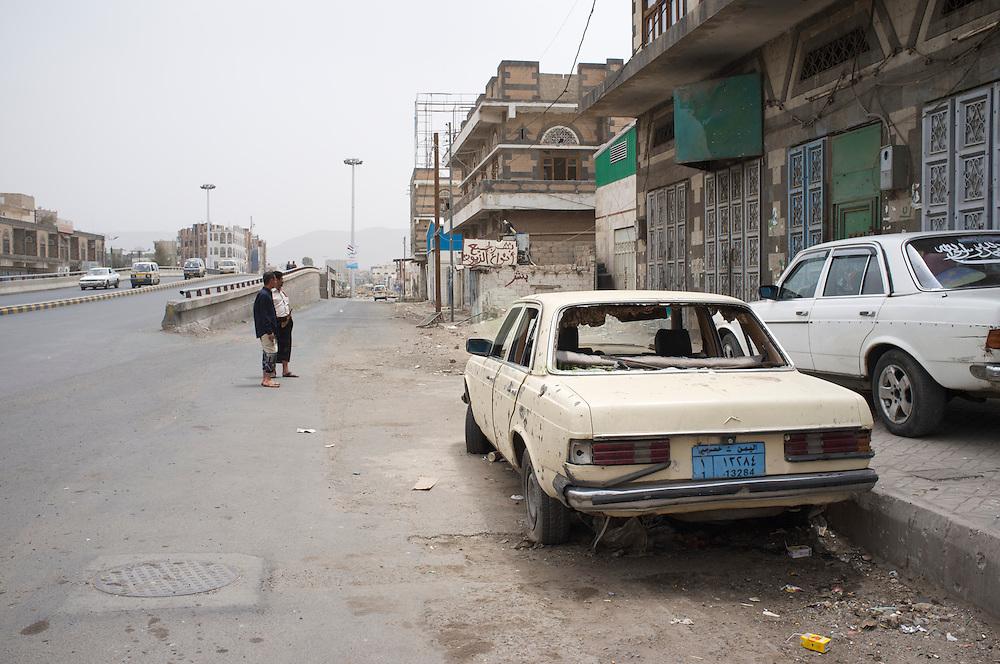Aufstand in Jemen: ASIEN, JEMEN, SANAA, 20.06.2011