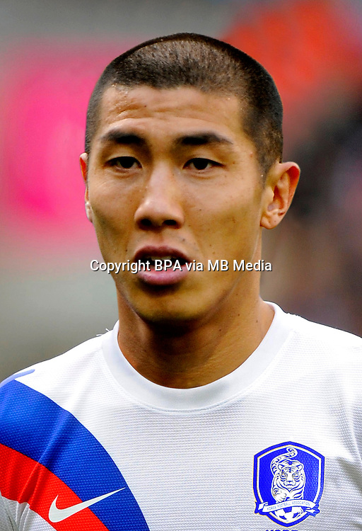 Football Fifa Brazil 2014 World Cup / <br /> Korea Republic  National Team -<br /> Cha Du-Ri of Korea Republic