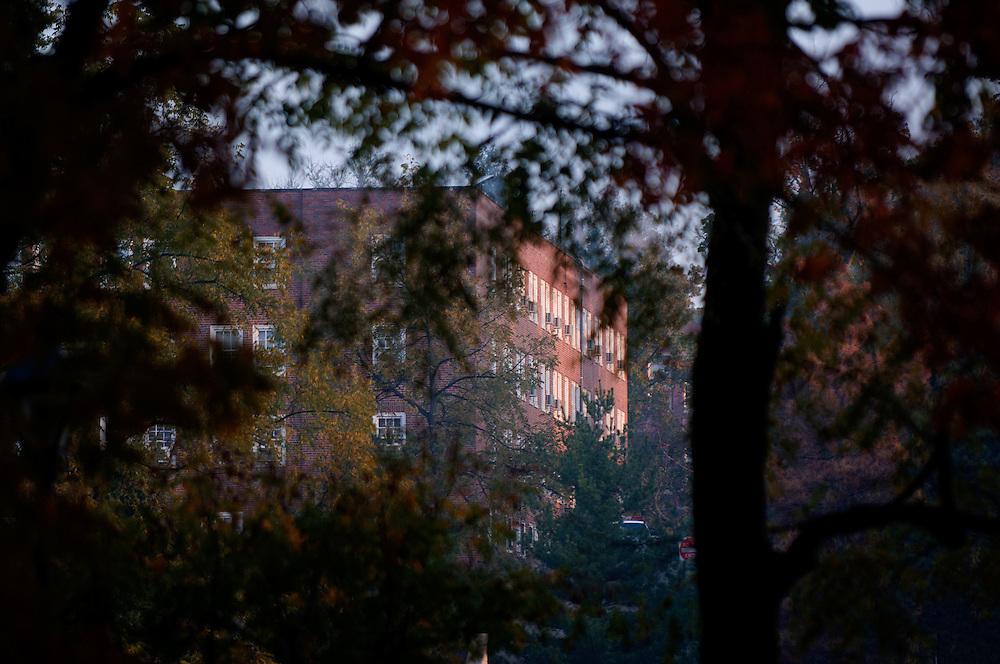 18460Campus morning Fall 2007