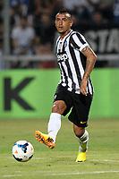 Arturo Vidal (Juve)<br /> Milan vs Juventus<br /> Trofeo Tim<br /> Triangolare di calcio Milan - Juventus - Sassuolo<br /> 23/07/2013 Reggio Emilia, stadio Mapei - Citta del Tricolore.<br /> Football 2013<br /> Foto Antonietta Baldassarre / Insidefoto