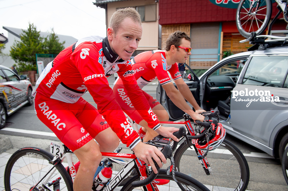 2014 Tour of Japan / stage4 / Japan / CLARKE William (AUS) / Drapac