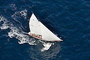 France Saint - Tropez October 2013, Classic Yachts racing at the Voiles de Saint - Tropez<br /> <br /> 12 meter yacht racing