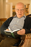 18.10.2006 Milanowek kolo Warszawy nz Jaroslaw Rymkiewicz w swoim domu.Fot Piotr Gesicki Jaroslaw Rymkiewicz polish poet in his home in Milanowek town photo Piotr Gesicki