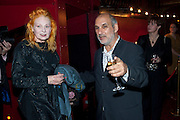 VIVIENNE WESTWOOD; ALAN YENTOB ICA Annual Institute of Contemporary Arts Fundraising Gala. Koko's Camden. London. 24 March 2010