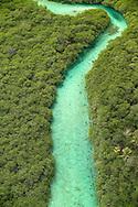 """Guna Yala es una comarca indígena en Panamá, habitada por la etnia Guna. Antiguamente la comarca se llamaba San Blas hasta 19982 y como Kuna Yala hasta 2010. Su capital es El Porvenir. Limita al norte con el Mar Caribe, al sur con la provincia de Darién y la comarca Emberá Wounnan, al este con Colombia y al oeste con la provincia de Colón.<br /> <br /> La Comarca de Guna Yala posee un área de 2,306 km² . Consiste en una franja estrecha de tierra de 373 km de largo en la costa este del Caribe panameño, bordeando la provincia de Darién y Colombia. Un archipiélago de 365 islas rodean la costa, de las cuales 36 están habitadas.<br /> <br /> Guna Yala en lengua guna significa """"Tierra Guna"""" o """"Montaña Guna"""".<br /> <br /> ©Alejandro Balaguer/Fundación Albatros Media."""