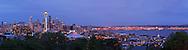 Seattle Skyline from Kerry Park, Seattle, Washington, USA