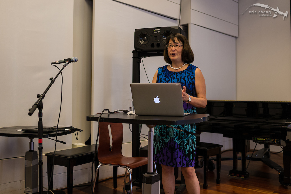 Dr. Lisa Wong, MD, talks about music and medicine #slsq2014