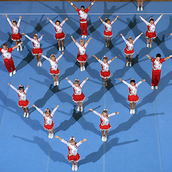20080706: Dance - European Cheerleading Championship ECC2008