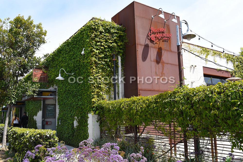 The Figueroa Mountain Brewing Company in Santa Barbara