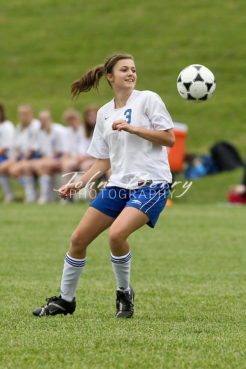 May/13/11:  MCHS JV Girls Soccer vs Rappahannock Panthers.  Madison wins 1-0.  Goal by Caitlin Shilan in first half.