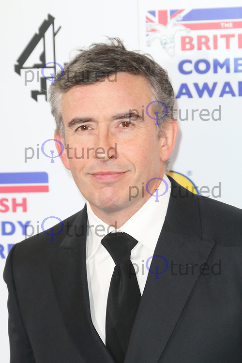 Steve Coogan, British Comedy Awards, Fountain Studios, London UK, 12 December 2013, Photo by Richard Goldschmidt