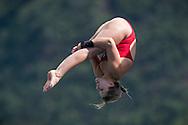 TOTH Celina CAN<br /> Bolzano, Italy <br /> 22nd FINA Diving Grand Prix 2016 Trofeo Unipol<br /> Diving<br /> Women's 10m platform semifinal <br /> Day 01 15-07-2016<br /> Photo Giorgio Perottino/Deepbluemedia/Insidefoto