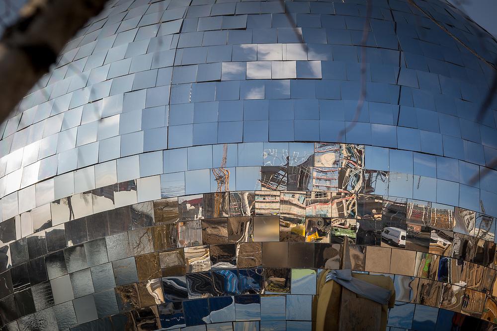 Germany - Deutschland - Holzmarkt Projekt, GUKEG, Genossenschaft für Urbane Kreativität; Baustelle, Katerblau (Bar25), Pampa, Meow, Berlin, 01.03.2016; @ Christian Jungeblodt
