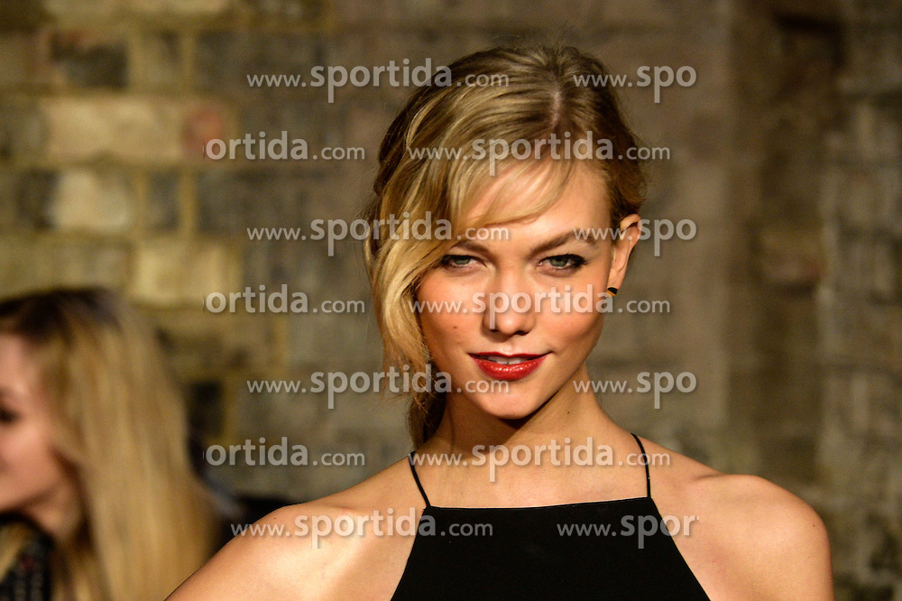 Karlie Kloss attends the The World's First Fabulous Fund Fair hosted by Natalia Vodianova and Karlie Kloss in support of The Naked Heart Foundation at The Roundhouse on February 24, 2015 in London, England. EXPA Pictures &copy; 2015, PhotoCredit: EXPA/ Photoshot/ Euan Cherry<br /> <br /> *****ATTENTION - for AUT, SLO, CRO, SRB, BIH, MAZ only*****